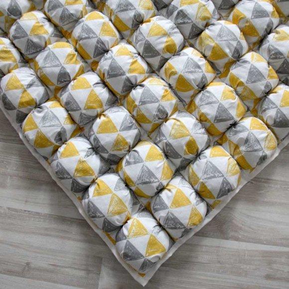 Игровой коврик Бомбон Треугольники