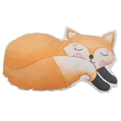 Подушка Спящий Лисенок