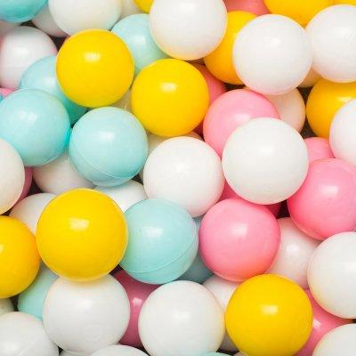 Сет из 200 шаров для детского сухого бассейна Драже