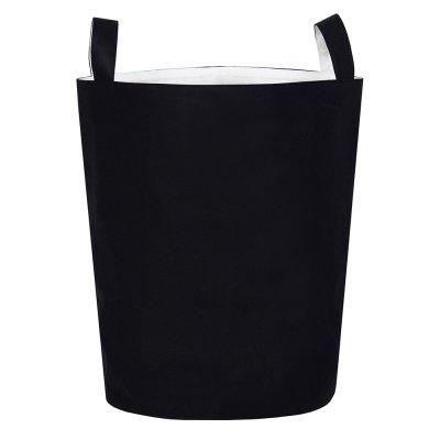 Тканевая корзина Черная