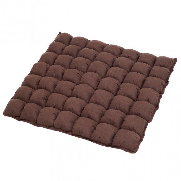 Вигвам из шоколадного льна