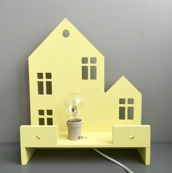 Домик-светильник Lyon