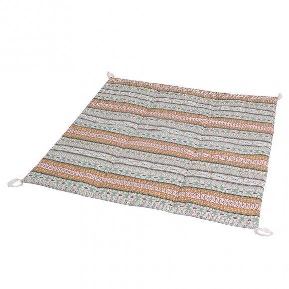 Стеганый коврик для вигвама Ацтек