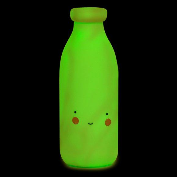 Детский ночник Молоко Розовый