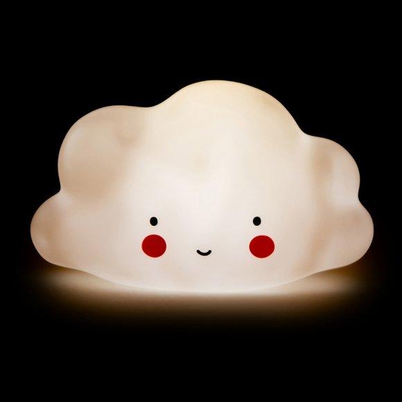 Детский ночник Облако Белое
