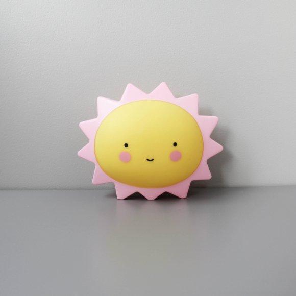Детский ночник Sun (Солнышко)