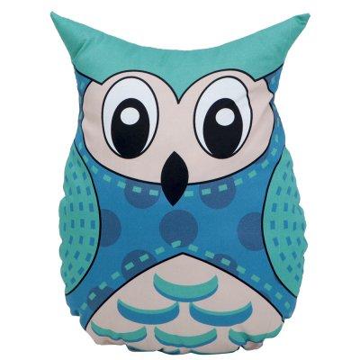 Игрушка-подушка Голубая Сова