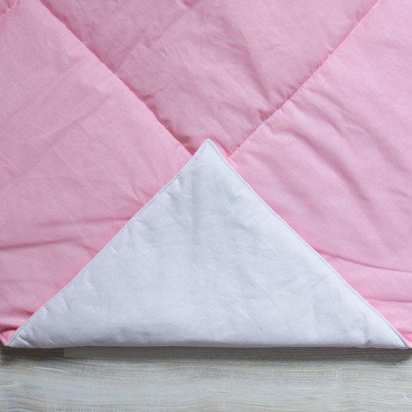Стеганый коврик для вигвама Розовый