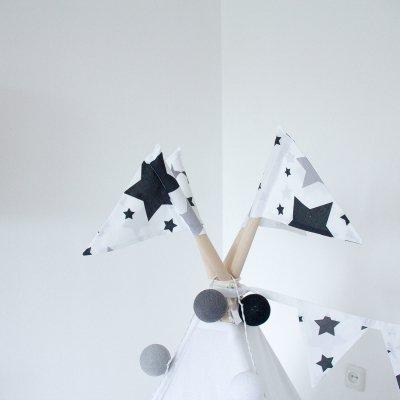 Флажки Black Stars