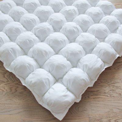 Игровой коврик Бомбон Белый