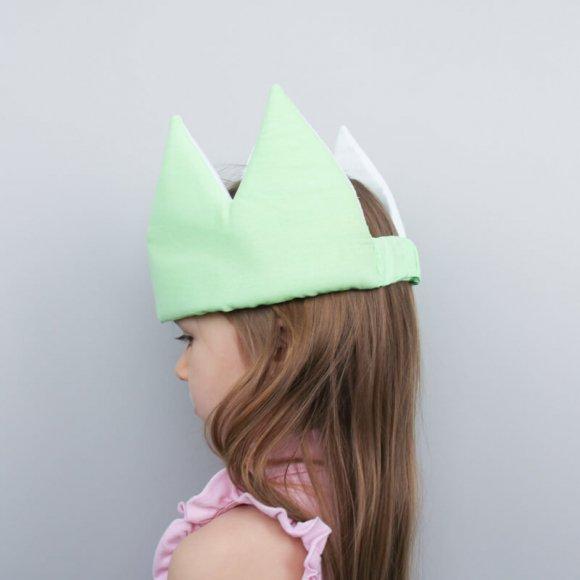 Детская корона Лайм