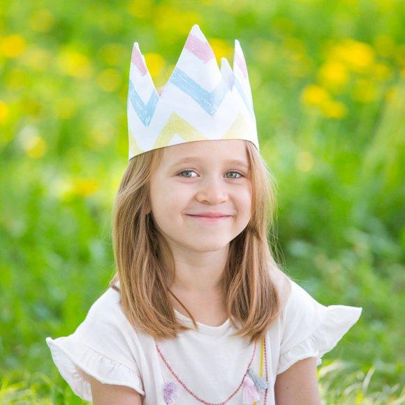 Корона Радужный Зигзаг