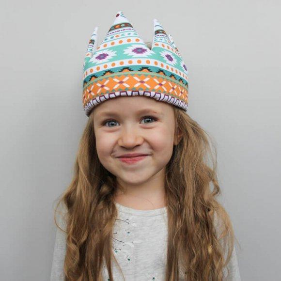 Детская корона Ацтек
