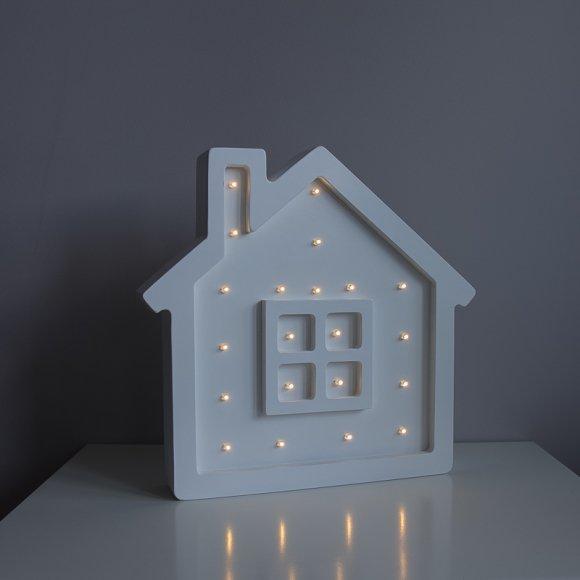 Светильник Дом