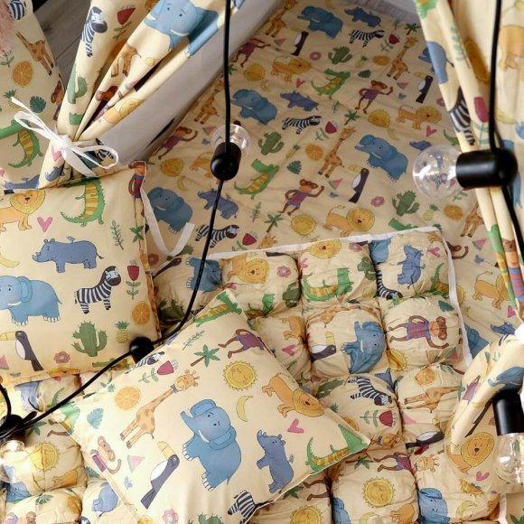 Подушка Сафари 40x40 см