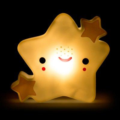 Детский ночник Маленькая Звездочка Желтый