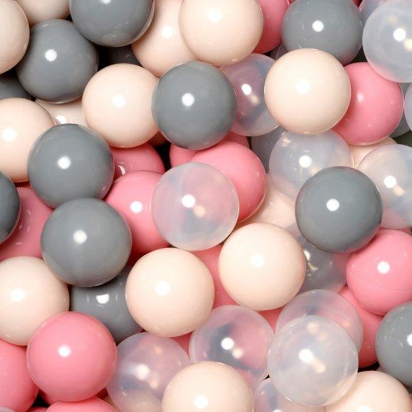 Сет из 200 шаров для детского сухого бассейна Конфетти