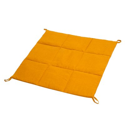 Стеганый коврик для Вигвама Горчица